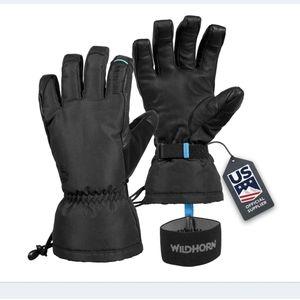 Ski Gloves - US Ski Team Official Supplier - Hydro